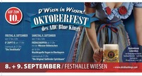 Oktoberfest des AHC Blue Kings@Festhalle Wiesen