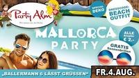 Mallorca Party@Party Alm Hartberg
