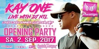 Kay One Opening Party@Discoteca N1