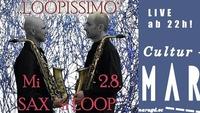 Loopissimo / Sax n Loop@Smaragd