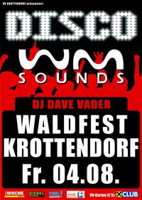 Waldfest Krottendorf mit WM-SOUNDS@Waldbühne
