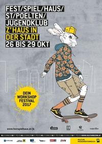 Z´HAUS IN DER STADT - Jugendklub@Festspielhaus St. Pölten