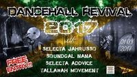 Dancehall Revival 2017 (Beat the Beat Ersatzprogramm)@KV Röda