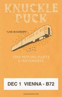 Knuckle Puck (US) • Wien@B72