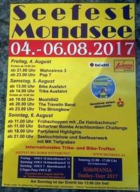 Seefest Mondsee 2017@Seefest