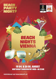 Beach Nights Vienna@TU Wien