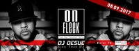 On Fleek Special: DJ Desue ( Sido Tour DJ )@Soda Club