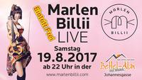 Marlen Billii LIVE in der Bettel-Alm Johannesgasse@Bettelalm