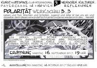 POLARITÄT Werkschau 3_3 @Cafe Club International C.I.