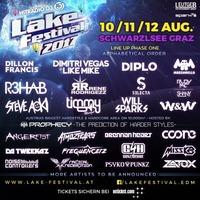 LAKE Festival 2017@Schwarzl See