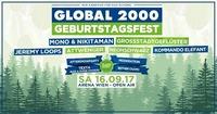 Global 2000 Geburtstagsfest 2017@Arena Wien