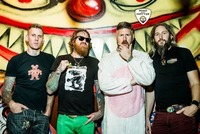 Mastodon, Red Fang, Russian Circles pres. by MOM - Vienna@Gasometer - planet.tt