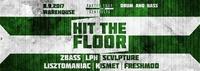 Hit the Floor #6@Warehouse