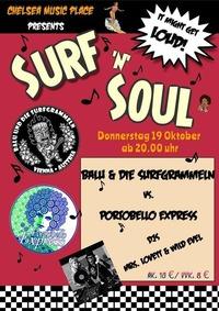 Surf & Soul@Chelsea Musicplace