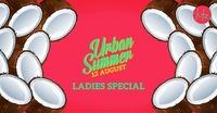 Urban Summer - 12.08.2017@lutz - der club