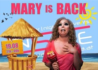 Mary Cary's Comeback aus Ihrer Sommerpause weil Pleite@Inside Bar