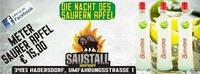 Nacht des Sauren Apfels@Saustall Hadersdorf