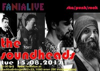 The Soundheads (AT)@Fania Live