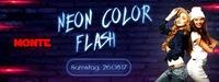Neon Color Flash@Monte