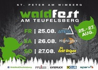 Waldfest am Teufelsberg 2017@Waldfest