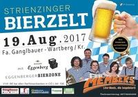 Strienzinger Bierzelt 2017@Festzelt