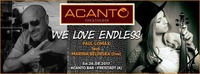 WE Love Endless@Acanto Cocktailbar