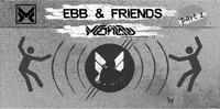 EBB & Friends [part 1] MethLab DJ (CZ)@Postgarage