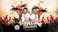 THE GENTLEMEN ROCKERS | Back To School & Live Performance@G2 Club Diskothek