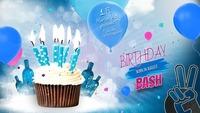 BIRTHDAY BASH | Geburtstagskinder August@G2 Club Diskothek