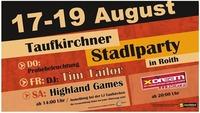 Taufkirchner Stadlparty@Stadlparty