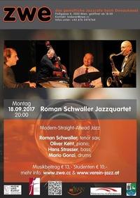 Roman Schwaller Jazzquartet@ZWE