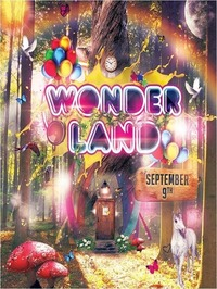 Wonderland Late Summer Edition@El Capitan
