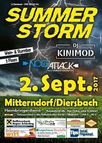 Summer Storm@Diersbach