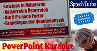 Power Point Karaoke Wien