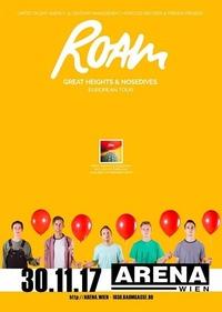Roam (uk)@Arena Wien