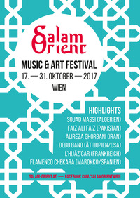 Salam Orient Festival@Porgy & Bess