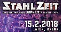 Stahlzeit live | 15.02.2018 Arena Wien@Arena Wien