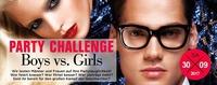 PARTY Challenge@Bollwerk