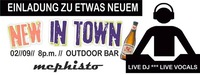 New in town@Bar Mephisto