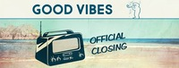 Good Vibes Closing Party - Mittwoch - VCBC@Vienna City Beach Club