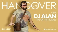 Hangover with DJ Alan@Nightzone Zillertal