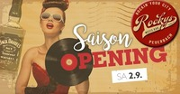 Saison Opening Party!@Rockys Music Bar