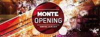 MONTE Opening@Monte