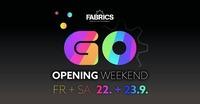 Fabrics Opening Weekend!@Fabrics - Musicclub