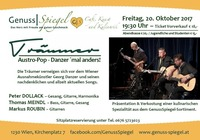 GenussSpiegel & Träumer: Danzer ´mal anders@Genuss-Spiegel - Café, Kunst & Kulinarik