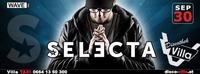 DJ Selecta - live in der DiscoVilla@Disco Villa