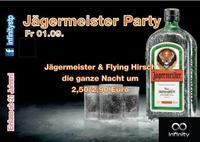 Jägermeister Party@Infinity Club Bar