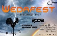 Wedafest 2017@Wedafest