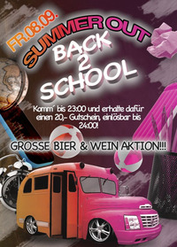 Summer Out - Back 2 School@Spessart