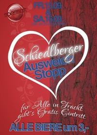 Schiedlberger Ausweich Stopp@Spessart